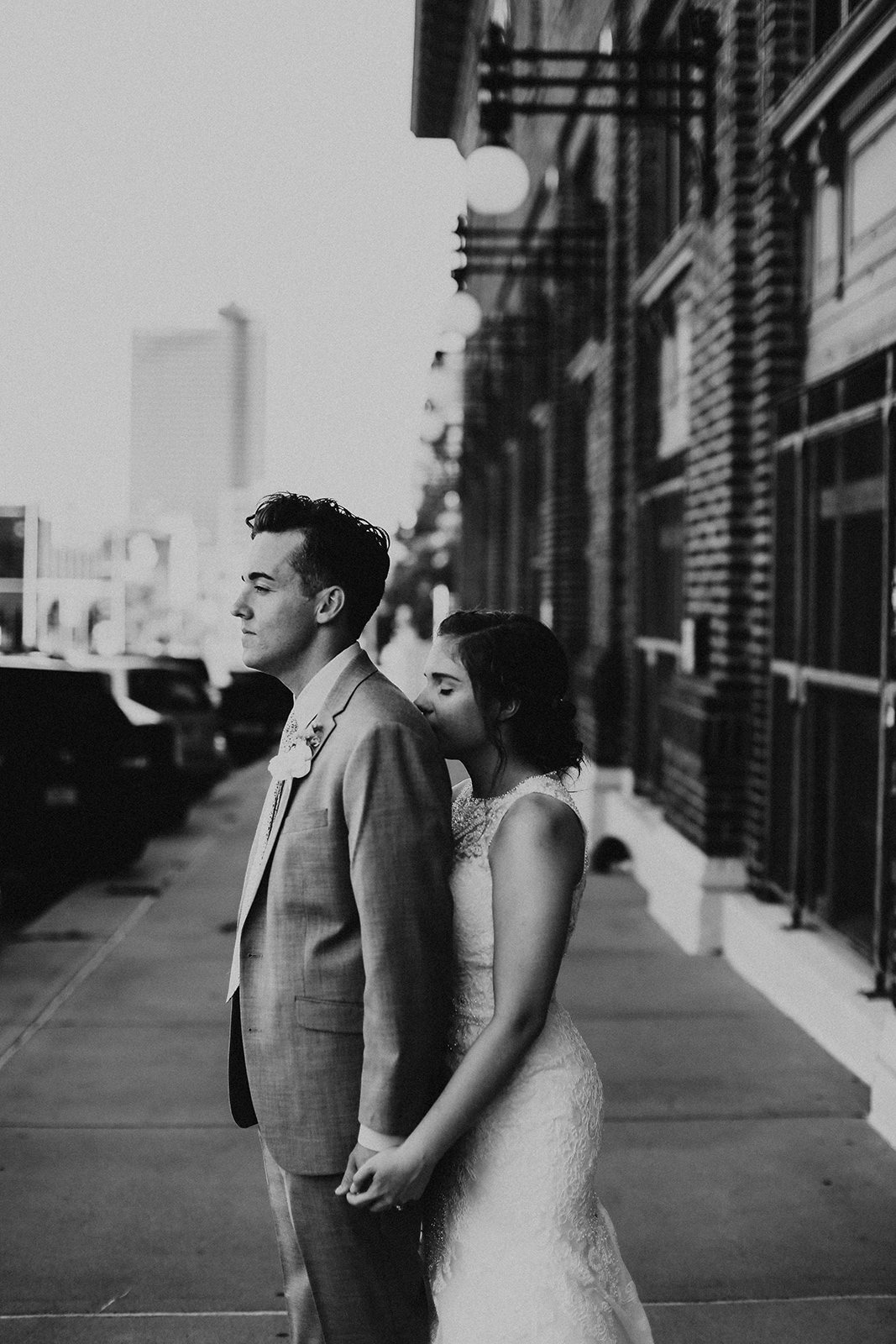 Megan + Hunter // Wedding