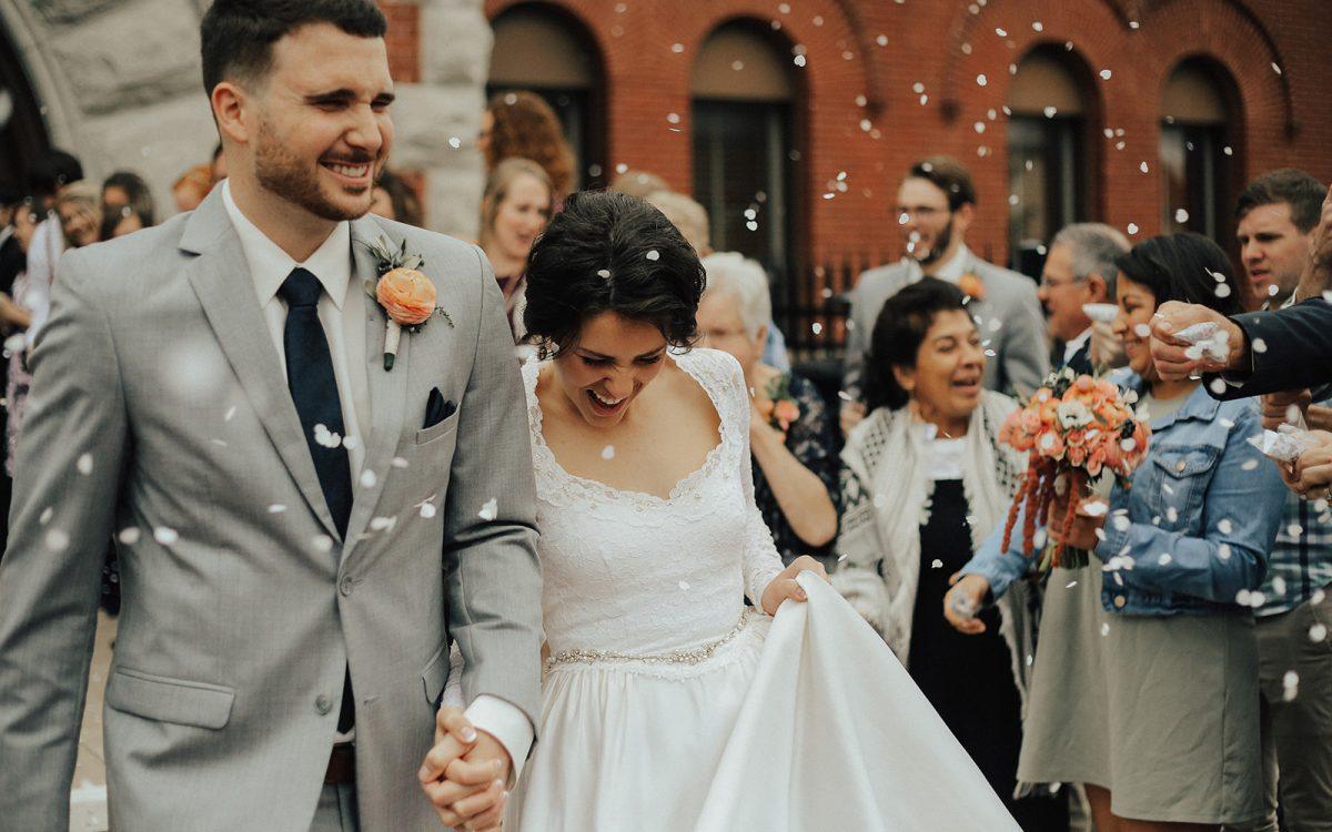 Holly + Andrew // Wedding
